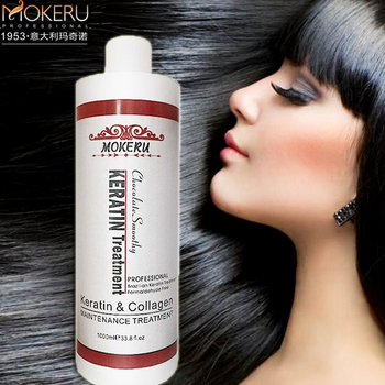 Professional Permanent Straight Hair Product Natural Best Collagen Hair brazilian keratin treatment