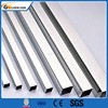 China manufacturer gi square pipe ms square tube price list