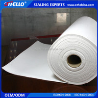 Heat Insulating Ceramic Fiber Paper Gasket Exporter