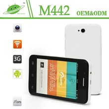 Alibaba china 4 inch XMM6321 A5 dual core Android 4.4 lowest price china android phone