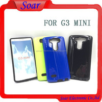Brand New Original TPU+PC Protective Shell Cover For The LG G3 Mini, For LG G3 Mini Cell Phone Case