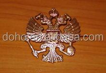 Factory customization metal Badges high quality metal lapel pin cheap custo metal russian military badges