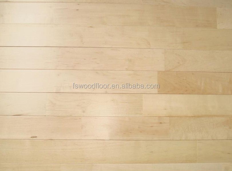 maple sports hardwood floor for indoor used