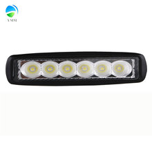 Truck Cavaran DC 12V 24V waterproof IP67 18W 27W 48W LED Boat work light