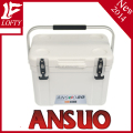 20L plastic beverage cooler box (ANSUO-20L)