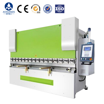 Hydraulic CNC Press Brake /CNC Hydraulic Press Brake Machine To Russia