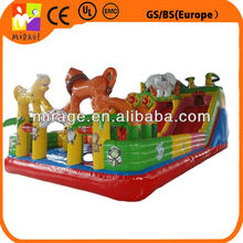 2013 Giant sport game,Inflatable castle inflatable combo bouncy