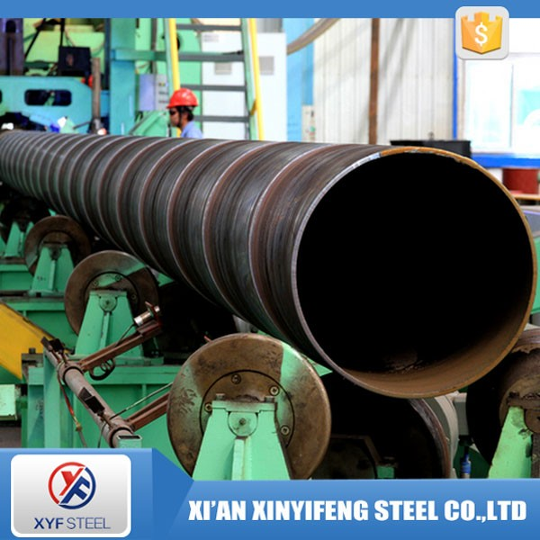 galvanized pipe astm a53 spiral welded steel pipe