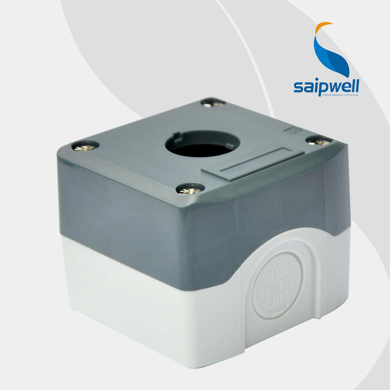 2016 Saipwell High quality pushbutton switch box SBX01 Control box junction box
