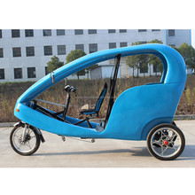 Commercial City Taxi Bicycles of Three Wheels for Adult