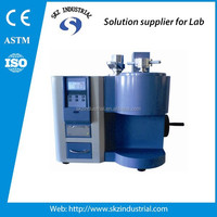 plastic melt flow index test equipment