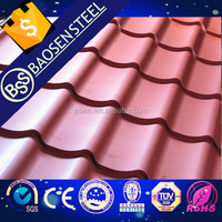 First Class Quality & Top-Grade Service with Prepainted corrugated steel sheet & Color Metal Roofing 0.12-1.0*600-1250mm