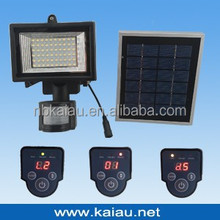 60PCS Solar LED Security Light With Digital Sensor (KA-SSL26A)