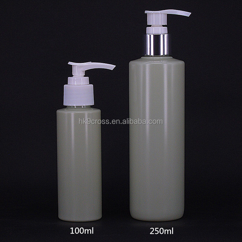 100ml and 250ml unifying hair conditioner shampoo bottle set