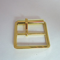 Custom Design 25mm Zinc Alloy Metal Pin Buckle for Belt Made In China