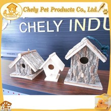 Cheap Cute Wooden Bird House Outdoor Wooden Bird Cage For Sale Pet Cages, Carriers & Houses