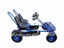 Dual Person 4 wheels bike amusement park go kart
