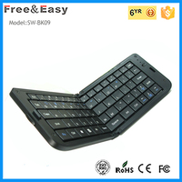 Portable wireless mini bluetooth keyboard for android