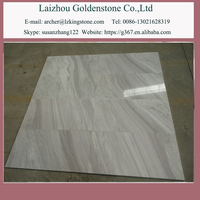 Greece Volakas white marble polished natural marble stone tiles