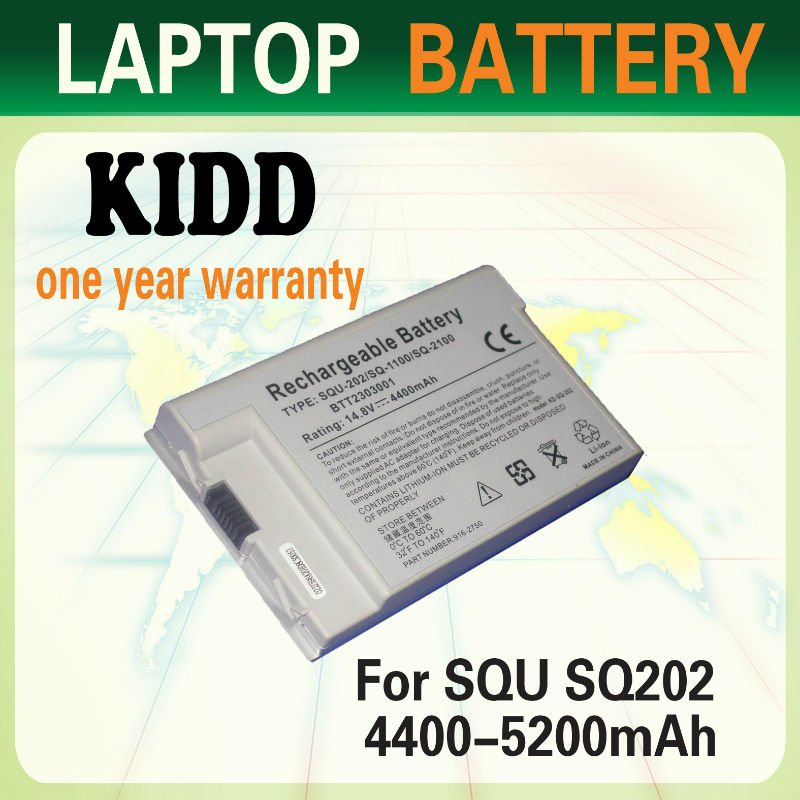 laptop battery SQ202 for LENOVO A815 SQU-202 SQU-1100 820 A820