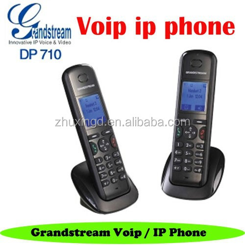 Grandstream DP710 Wireless VoIP SIP IP Phone
