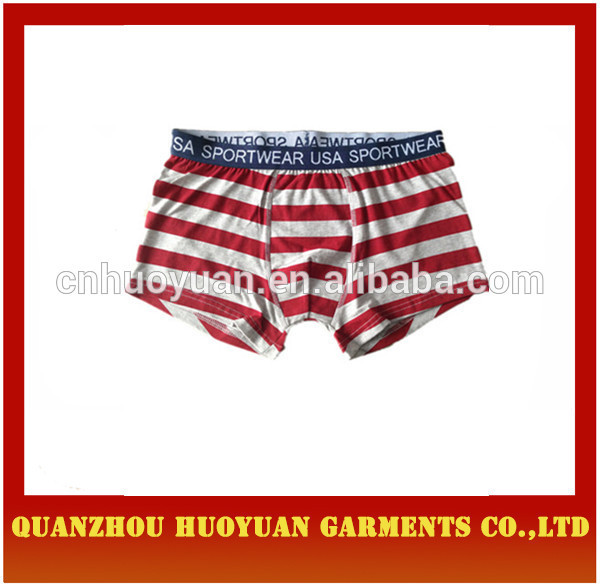 Huoyuan sexy boys panties micro boxer young mens underwear collection