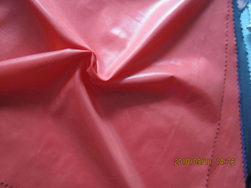 350T cationic polyester taffeta fabric