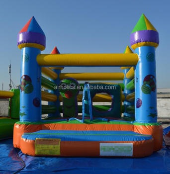 A1060 Kids inflatable jumping castle commercial Inflatable Castle