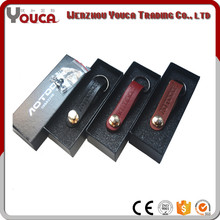 Hot sales promotional gift leather key cover