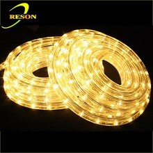 Party decoration LED round neon rope light