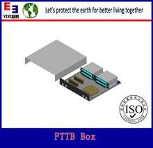 FTTB 32 cores indoor optical fiber cable splitter box single cable