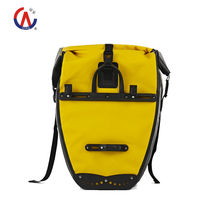 Waterproof travel bags 500D TPU fabric nylon dry bag with PVC coating