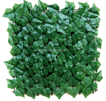 Artificial Ivy Leaf Hedge Plastic Fence