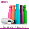 Fashionable Double Wall Vacuum Stainless Steel Vacuum Flask Colorful Painting