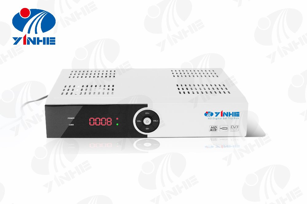 DVB-T2+IP China top selling factory price indoor hd tv dvb-t2 receiver