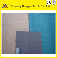 polyester white embossed fabric with extra Wide width for making hotel bedding sets fabrics