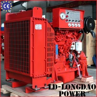 Fire Fighting Equipment 4 Cylinder Diesel Engine For Fire Pump Set