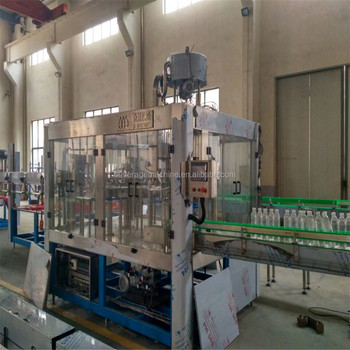 small bottle mineral water filling machine/production plant/processing line