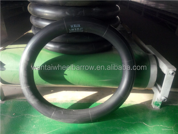 3.25-17 China High quality cheap motorcycle inner tube for tyre