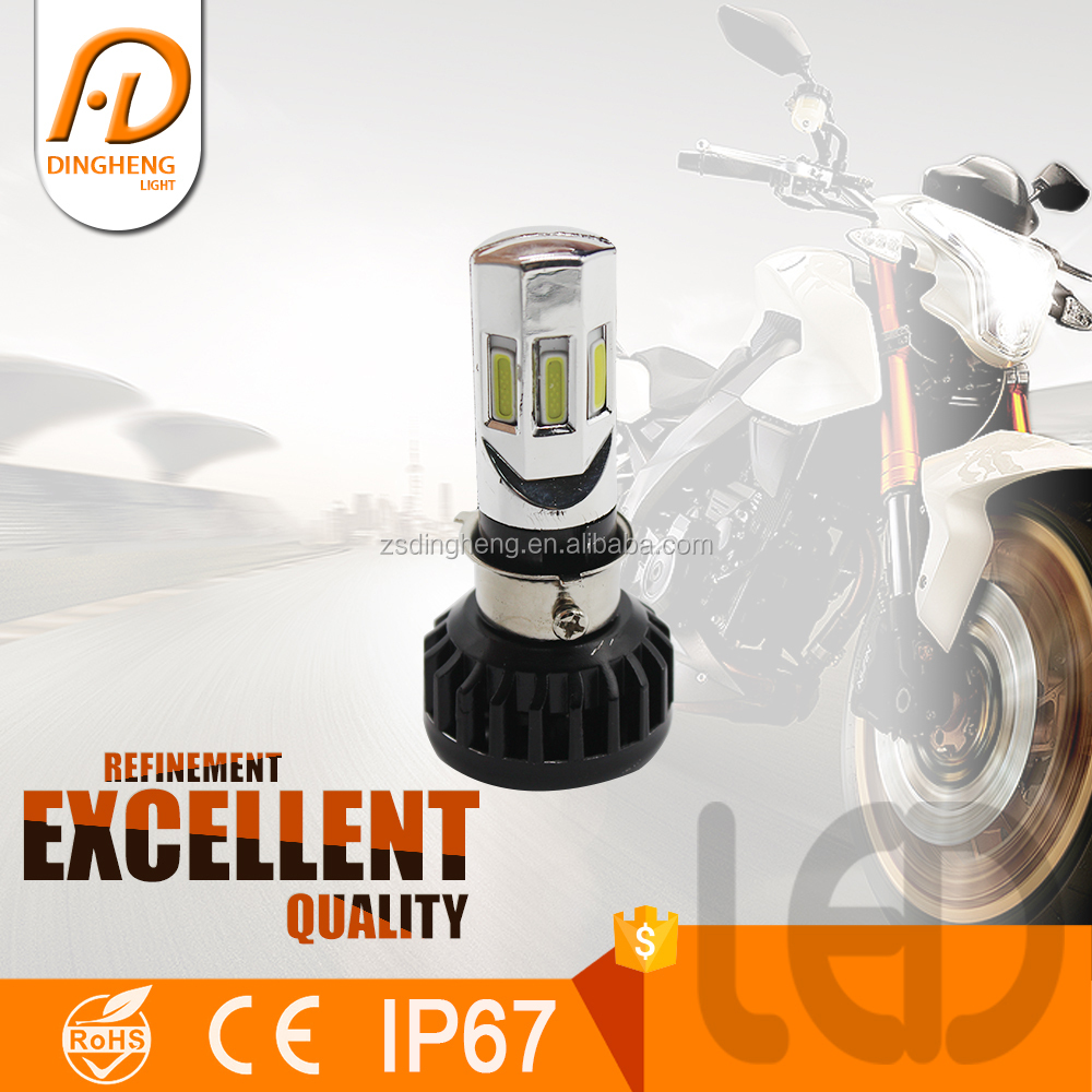 High lumen low price vintage motorcycle strobe 35W led headlight