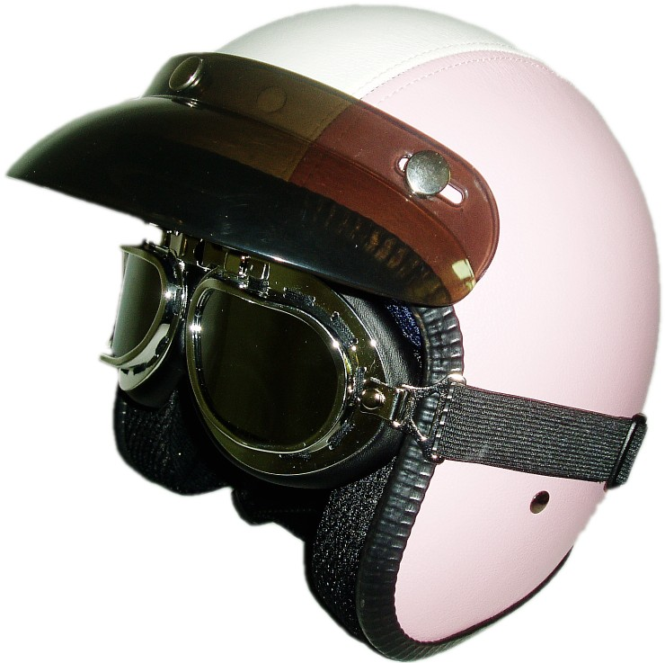 Half Face Novelty Helmet For Motorcycle Hot Sale