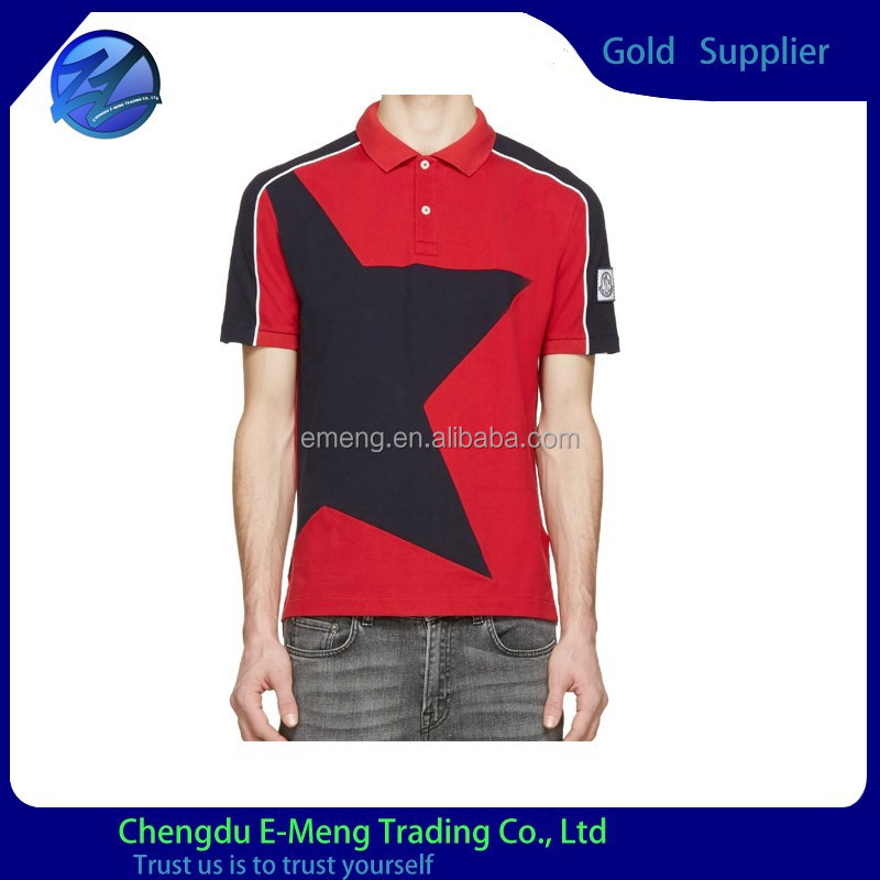 New Trendy Silk Screen Printing High Quailty Cotton Clothing T shirt