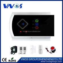 VnoS Security wireless home theater system Home Security GSM Alarmanlage