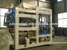 2012 the best in China!!! computer controlled automatic QT10-15 brick machine(90000pcs/day)