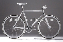 700C CE Chrome color fixie bikes/bike