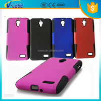 Flexible Soft Gel TPU Silicone Skin Slim Back Case Cover For Nokia Lumia 520
