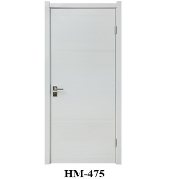 single design house wood interior room panel door price for home
