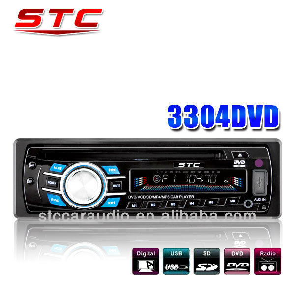 Jiangmen OEM Instructions Car Mp3 Player FM Transmitter Support DVD Mp4 CD VCD