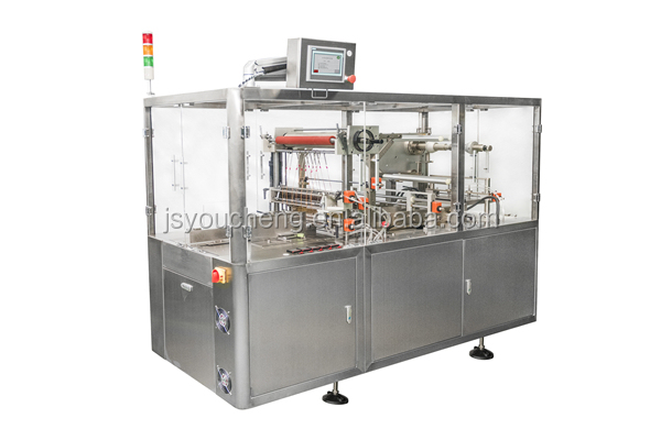 YC-350 automatic 3D transparent film packing machine