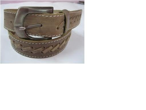 Morrocan Custom Leather Belts